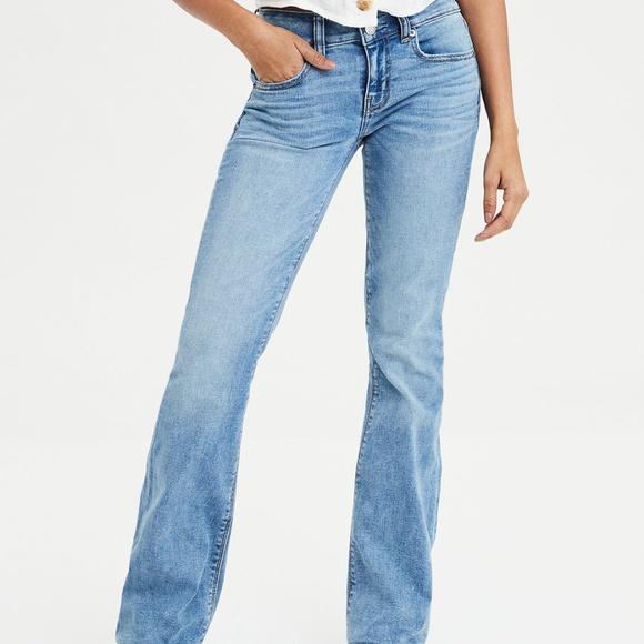 American Eagle Outfitters Denim - NWOT American Eagle Artist Flare Jeans Size:6